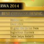 best costume design