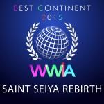 SAINT SEIYA REBIRT  CONTINENT