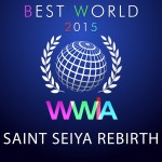 SAINT SEIYA REBIRT WORLD